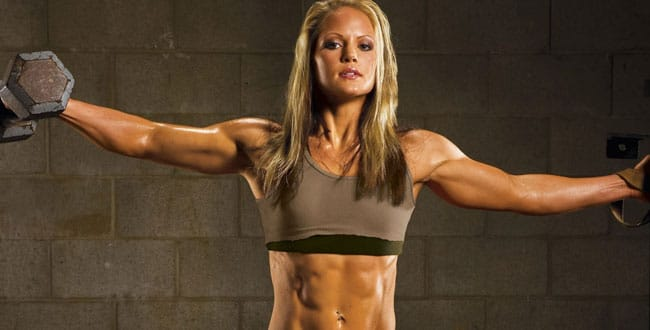 Legal steroids for female: Strong is sexy
